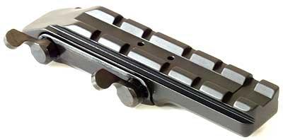 Быстросьемный кронштейн MAK с верхним основанием Weaver на призму 12 мм