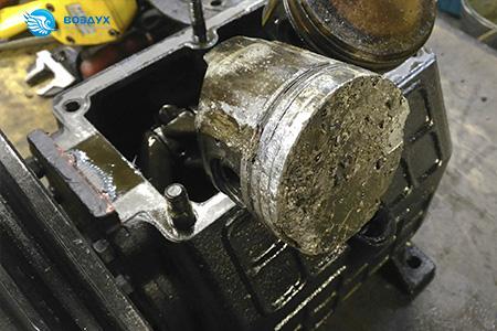 Капитальный ремонт бежецких компрессоров
