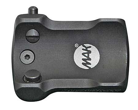 Быстросъемный кронштейн  MAK для установки коллиматорного прицела DocterSight, Burris FastFire на карабин Blaser R 93 и другое оружие Blaser с идентичной R93 системой монтажа.