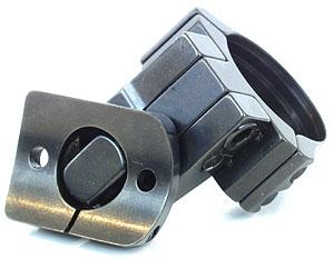 Поворотный кронштейн MAK на Browning European с кольцами диаметром 26 мм