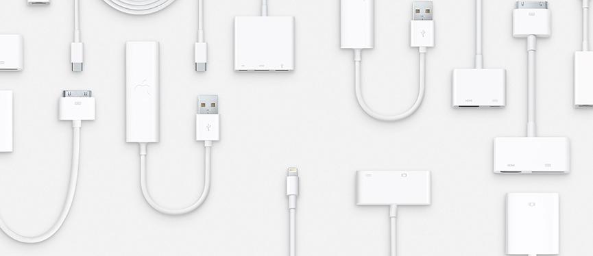 Apple Lightning to 3.5 mm Headphone Jack Adapter MMX62ZM/A - Оригинальный адаптер для подключения наушников в разъём Lightning.