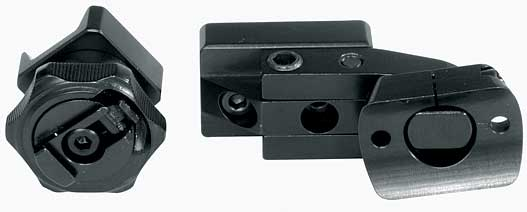 Поворотный кронштейн MAK на Sauer 80/90/92 с кольцами 30 мм