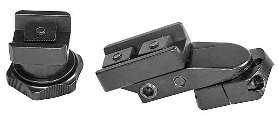 Поворотный кронштейн MAK на Sauer 202 с кольцами 26 мм