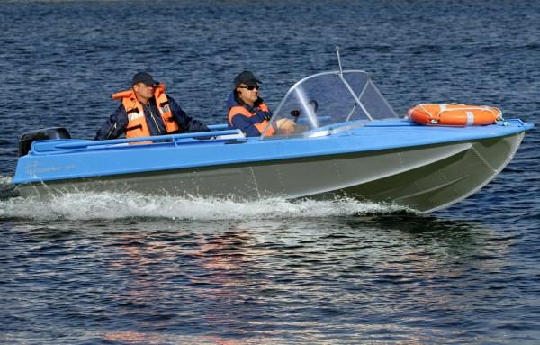 Курсы на управление лодкой