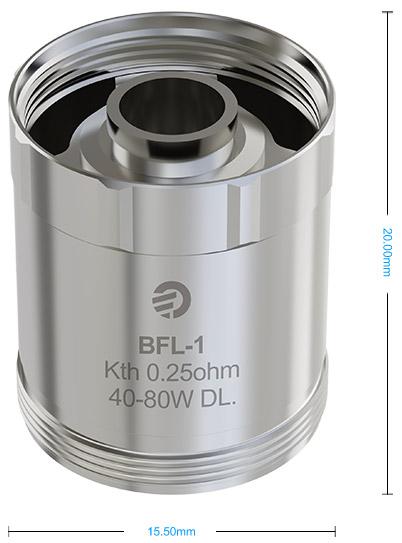 Размер Испаритель Joyetech BFL-1 Kth 0.25ом DL.