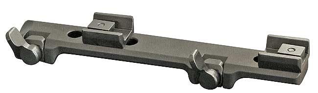 Быстросъемный кронштейн на едином основании на Sauer 303 для установки прицелов с шиной Zeiss
