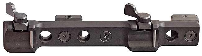 Быстросъемный кронштейн MAK (единое основание) для установки на Sauer 303 ночных прицелов YUKON PHANTOM, COT, DEDAL с помощью соответствующих адаптеров МАК (Германия)