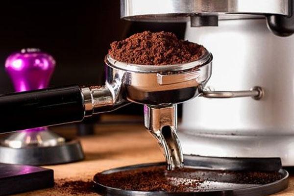 рожковая кофеварка приготовление кофе
