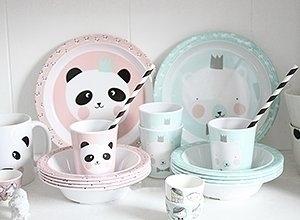 Качественные наборы детской посуды