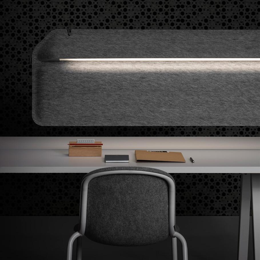 Светильник AK2 Workspace Divider от DeVorm