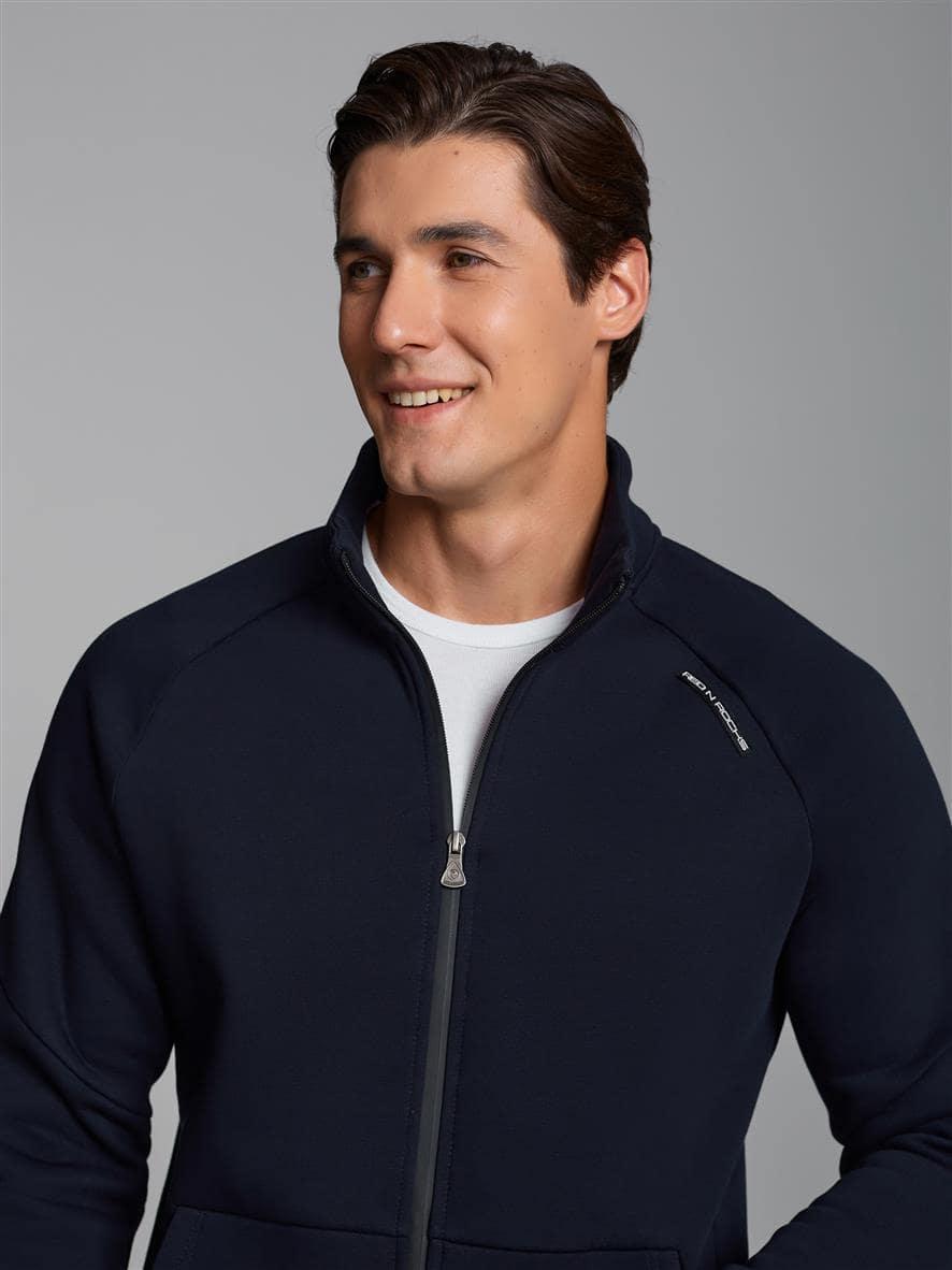 Спортивный костюм мужской утеплённый 12M-RR-1464