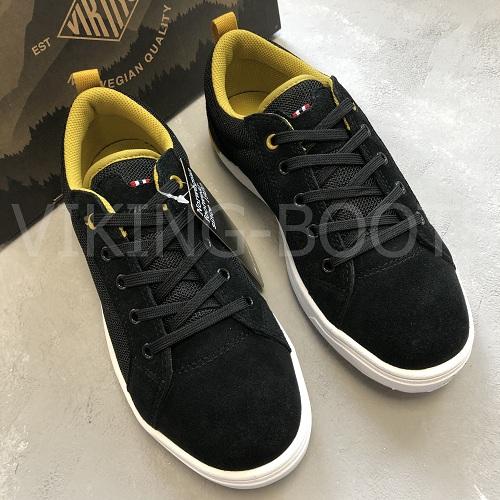 Кеды Viking Mathias Black купить в интернет-магазине Viking-boots
