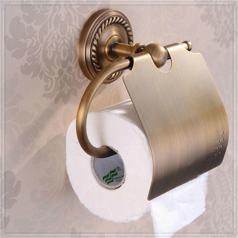 Прочный держатель туалетной бумаги