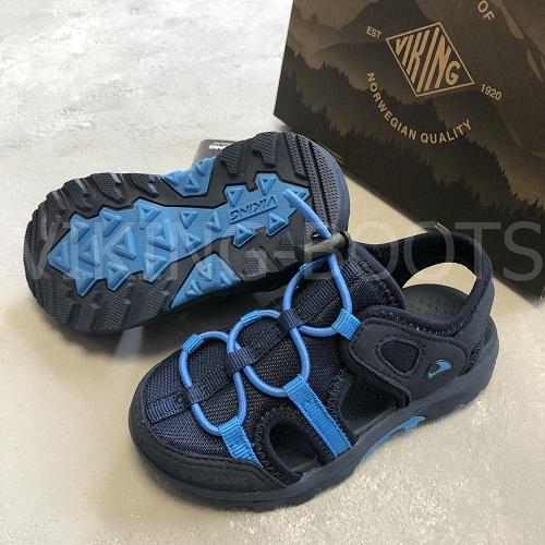 Сандалии Viking Sandvika Navy Blue купить в интернет-магазине Viking-boots