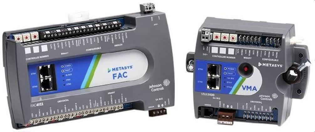 Контроллер Metasys IP