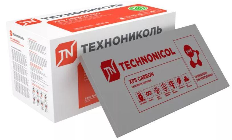 Утеплитель Технониколь Карбон Эко купить в Москве