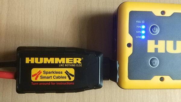 Интелектуальные провода пускового устройства Hummer H2 (Хамер Н2)