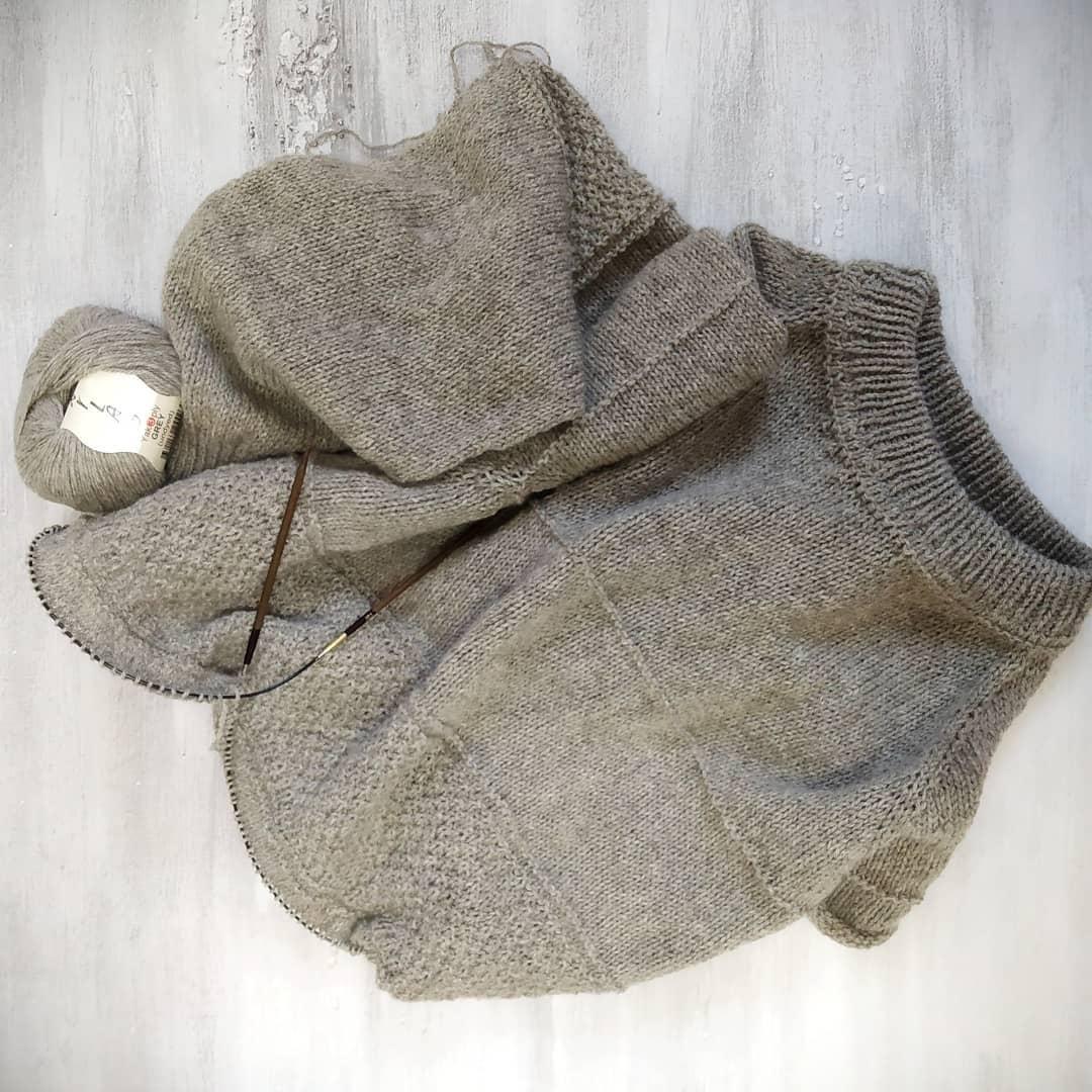 джемпер yak yarn sarlag