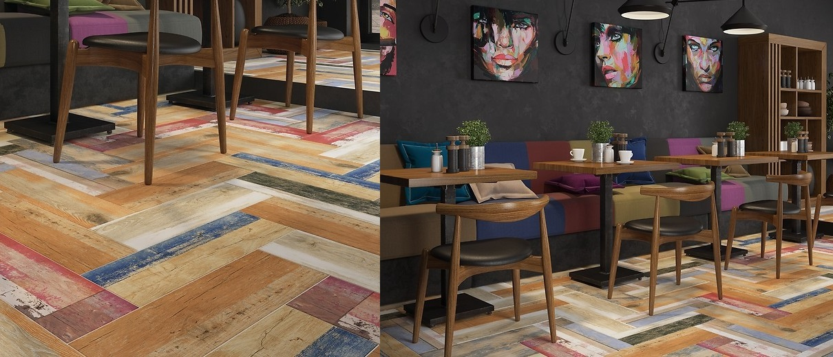 Керамическая плитка CERSANIT Colorwood