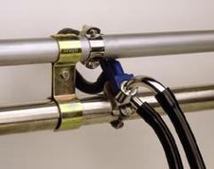 Молочно-вакуумные краны UNICOMBI для линейной доильной установки