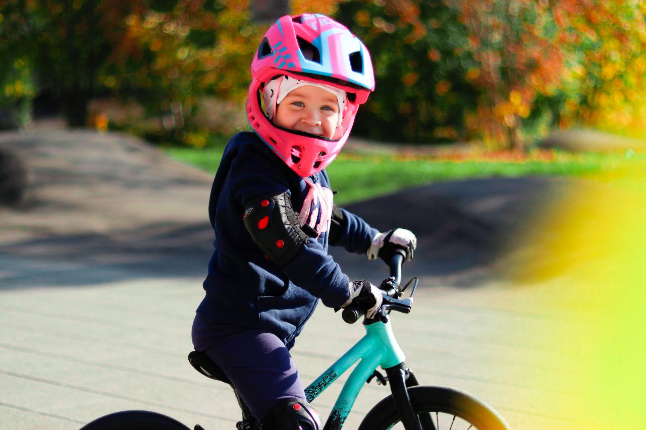 беговел-велосипед Advantage 12-14 дюймов