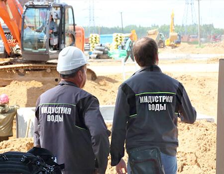 """Производство очистных сооружений - """"Индустрия воды"""""""
