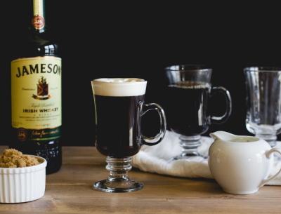 Замороженный Айриш кофе