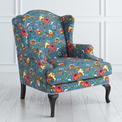 KREIND кресло Френсис с ушками каминное выгодно купить
