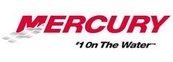 Официальный логотип Mercury, производителя лодочных моторов