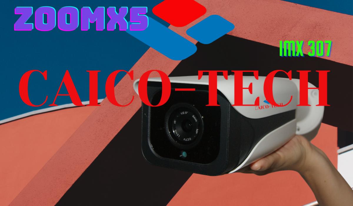 CAICO ZOOM камера описание обзор