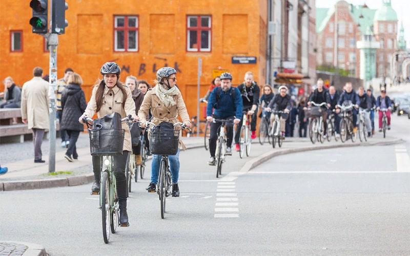 Велосипеди в Копенгагені