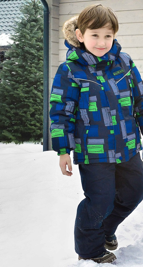 Зимний комплект Premont Парк Лафонтен - новая коллекция Premont Зима 2018-2019!