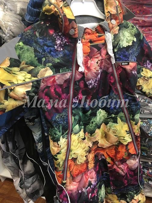 Комбинезон Molo Pyxos Flower Rainbow в наличии в интернет-магазине Мама Любит!