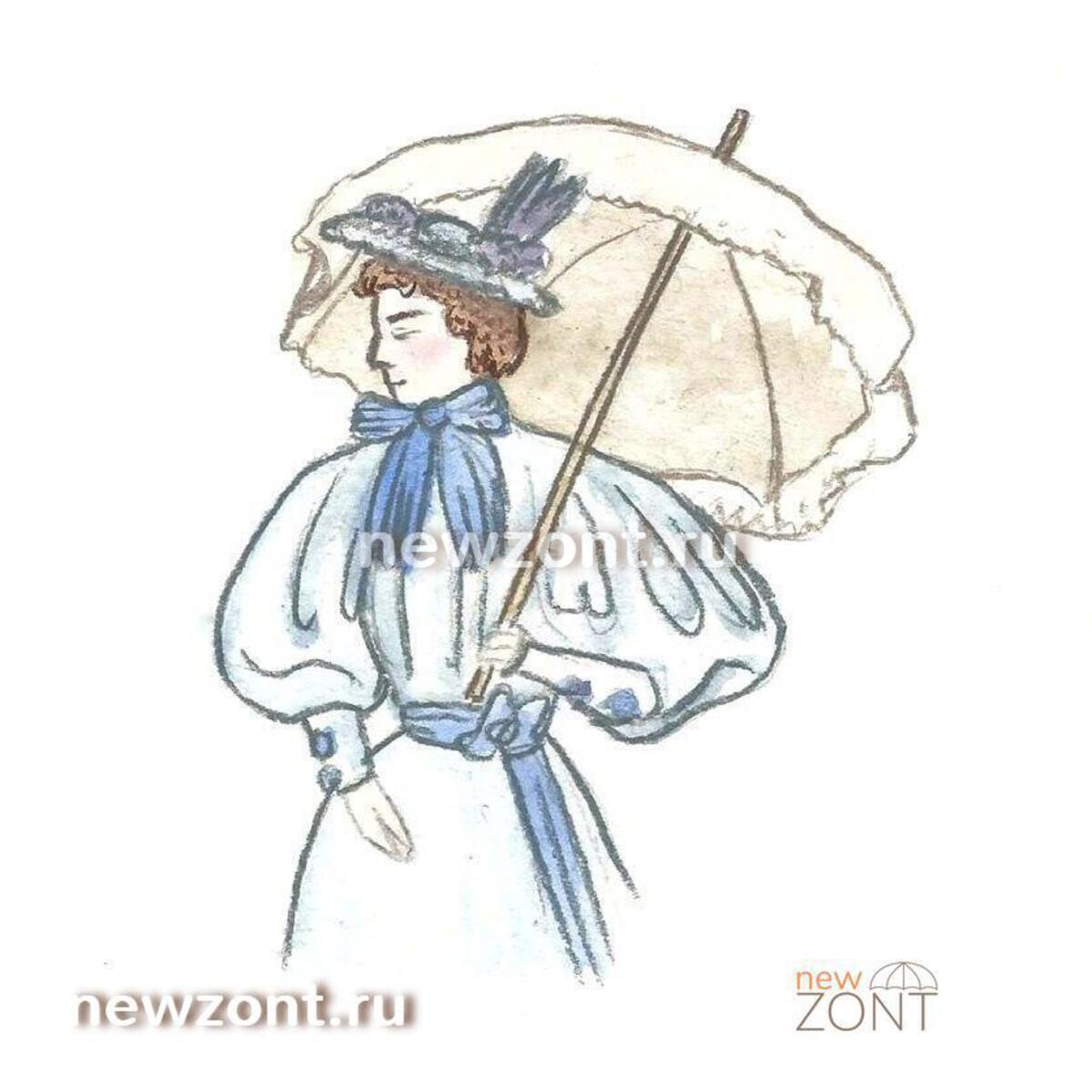 История зонтиков