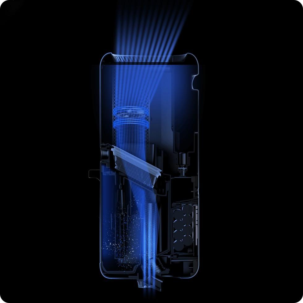 Беспроводной моющий пылесос SWDK FG2020 Wireless Cleaning Machine (белый)