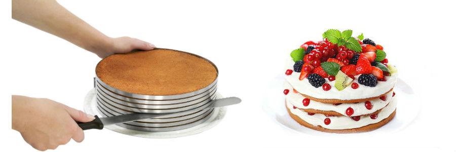 Приспособление для нарезки коржей для торта