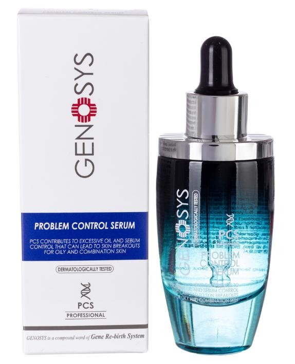 Сыворотка для проблемной кожи Genosys Problem Control Serum PCS купить по лучшей цене