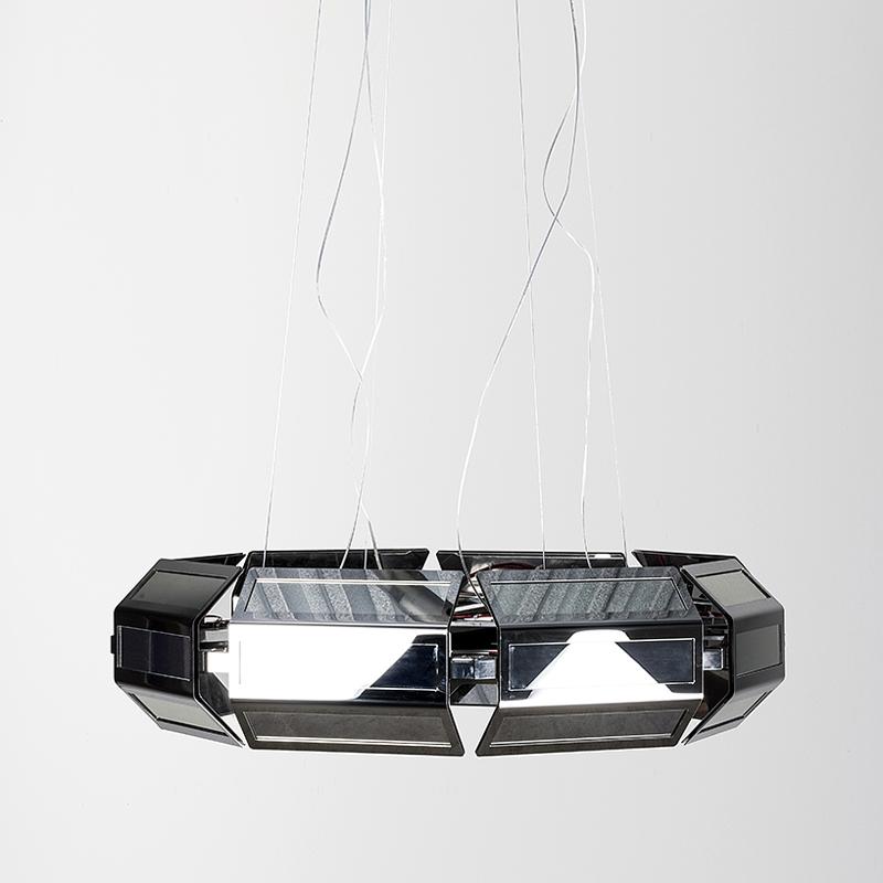Светильники Samantha Chandelier от Francesco Meda