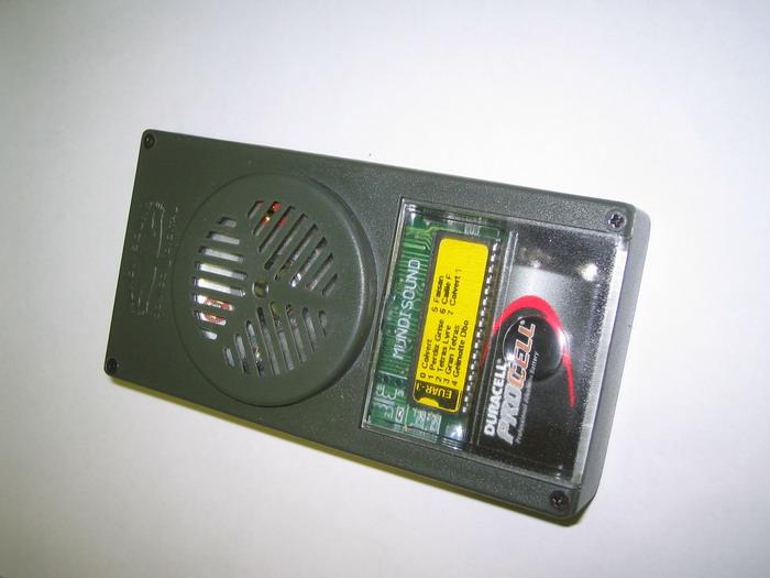 Звуковой имитатор MUNDI SOUND (Испания)со встроеным динамиком без дистанционного управления