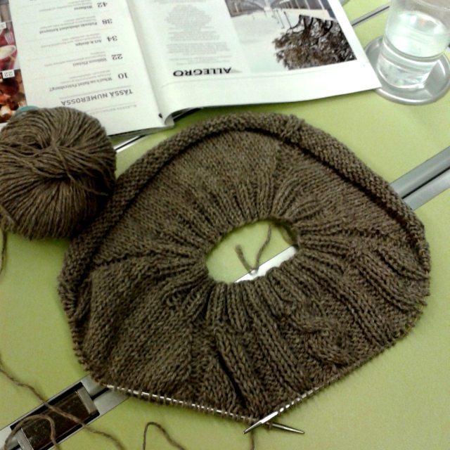 мужской свитер из 100% пуха яка