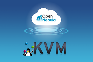 OpenNebula on KVM