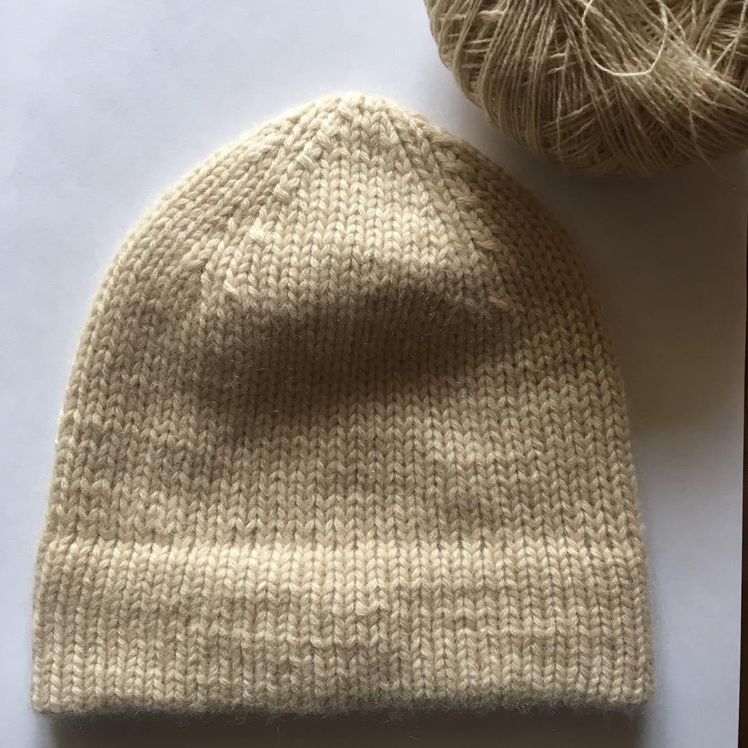 шапка из 100% монгольского кашемира