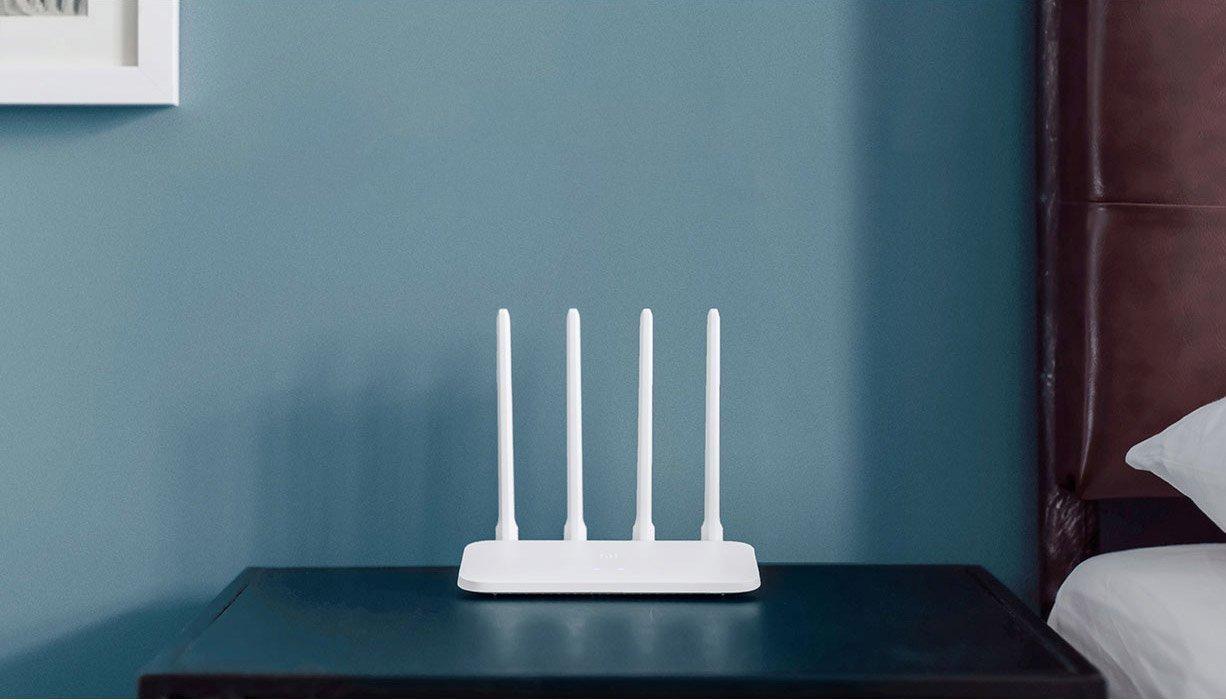 Wi-Fi роутер Xiaomi Mi Wi-Fi Router 4С