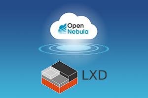 OpenNebula on LXD