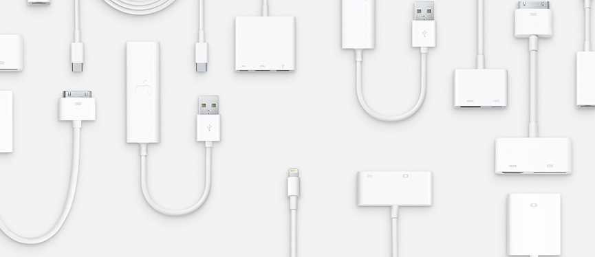 Оригинальный кабель Apple 30-pin to USB Cable (1 метр) MA591ZM/C для синхронизации Apple iPhone, iPad и iPod с разъёмом 30-pin.