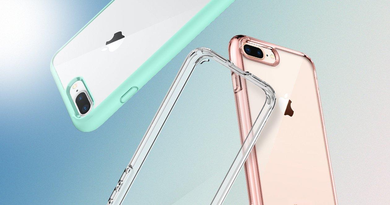 Case Ultra Hybrid 2 Sgp Spigen для iPhone 8 Plus / 7 Plus.