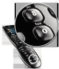 Удобные кнопки с подсветкой