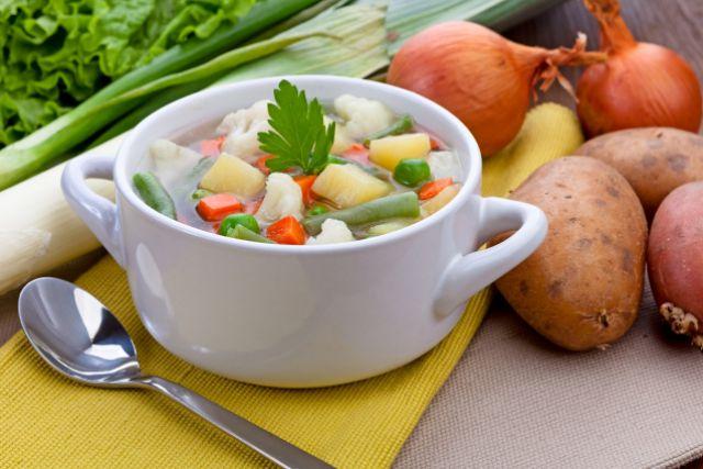 Рецепт классического супа минестроне