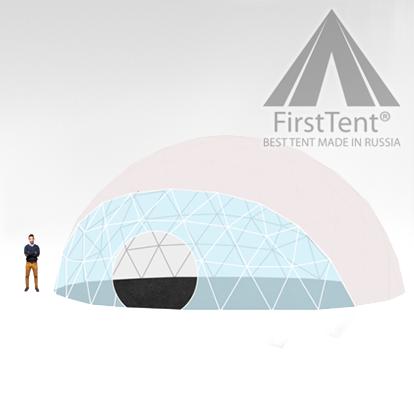 шатер для выставки