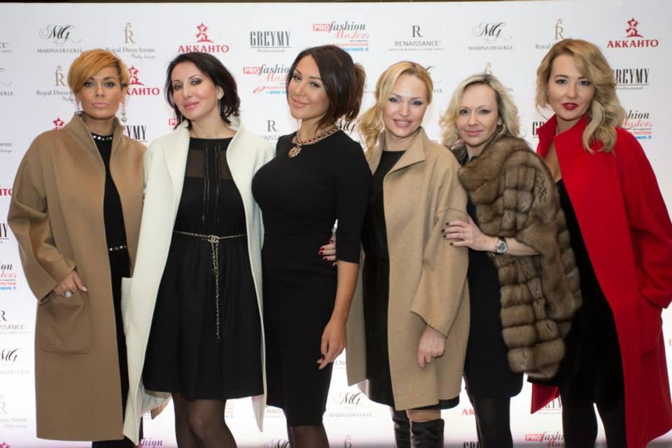 Royal Dress forms партнер конкурса модельеров и дизайнеров одежды, манекены